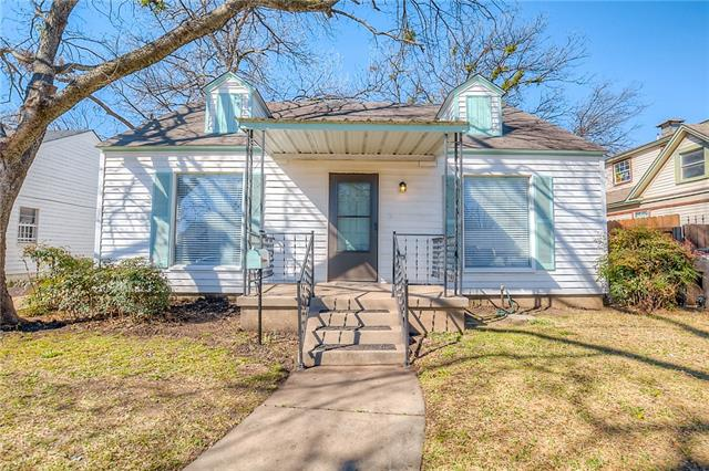 3528 Baldwin Ave, Fort Worth, TX 76110