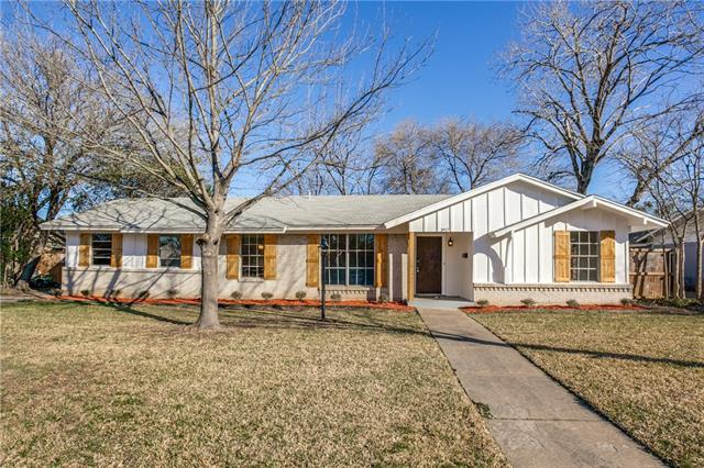 Photo of 3457 Cloverdale Lane  Farmers Branch  TX