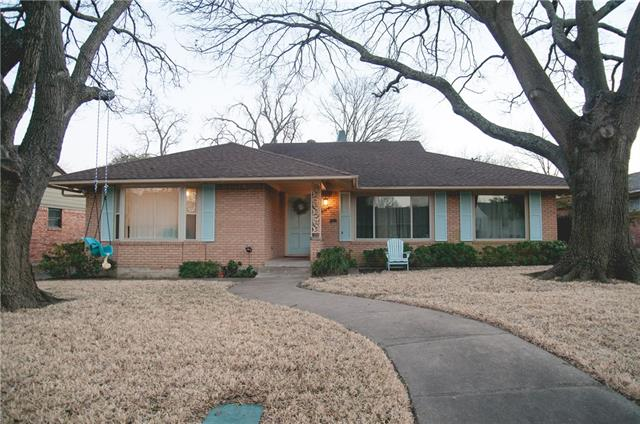 Photo of 6324 Crestmont Drive  Dallas  TX
