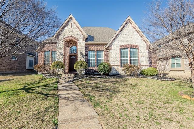 Photo of 1458 Polo Heights Drive  Frisco  TX
