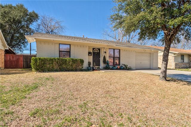 Photo of 2621 Scotswood Drive  Garland  TX