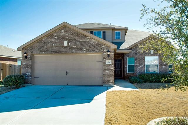 Photo of 124 Kincaid Drive  Sanger  TX