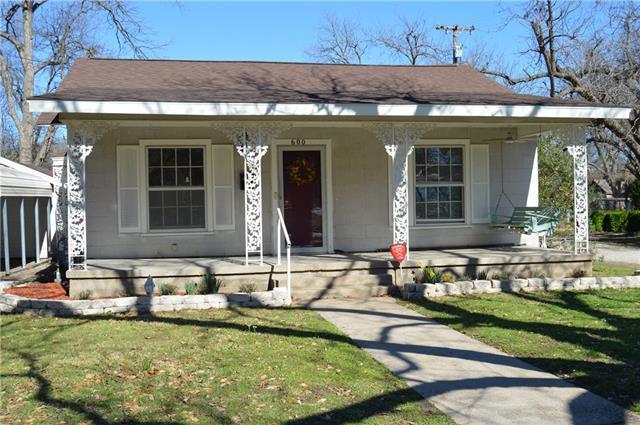 Photo of 600 Johnson Street  Terrell  TX