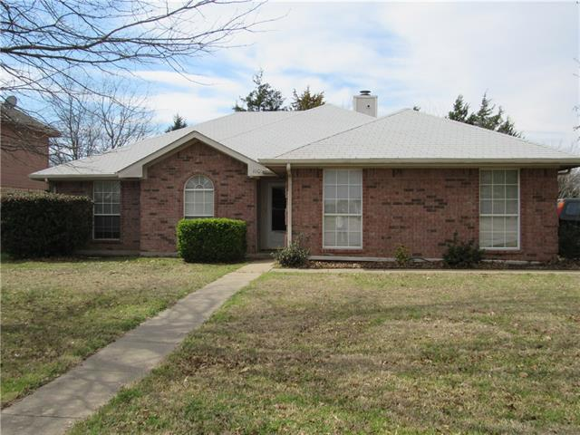 110 Lincoln Ln, Terrell, TX 75160