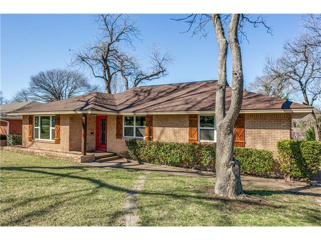 Photo of 2535 Bonnywood Lane  Dallas  TX