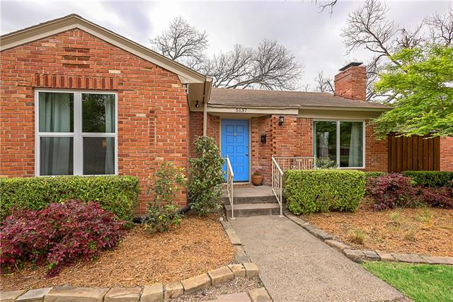 Photo of 5137 Lahoma Street  Dallas  TX