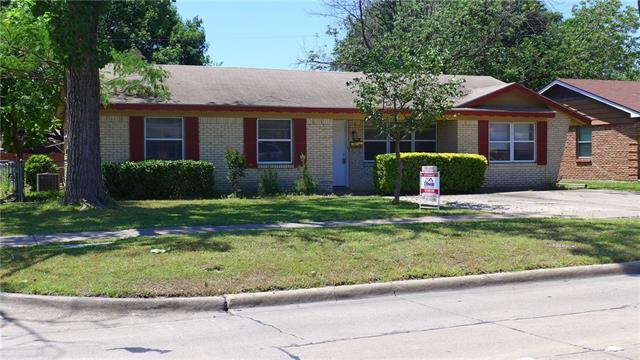 Photo of 4006 W Walnut Street  Garland  TX