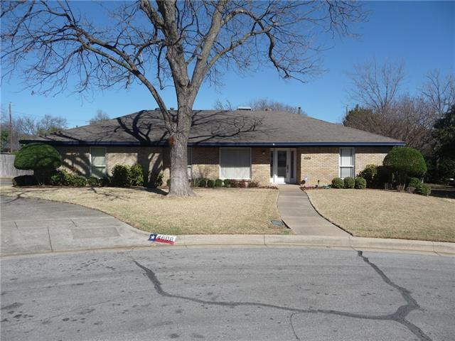 4608 Lassen Ct, Fort Worth, TX 76132