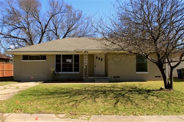 Photo of 2108 Bergstrom Drive  Dallas  TX