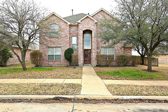 Photo of 325 Newport Drive  Van Alstyne  TX