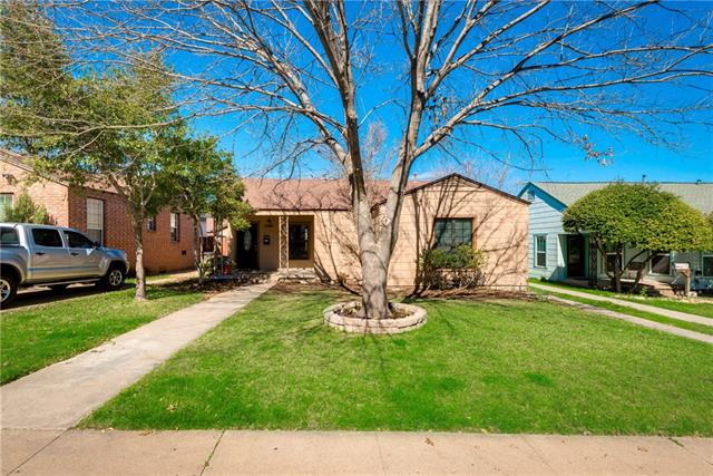 4028 Locke Ave, Fort Worth, TX 76107