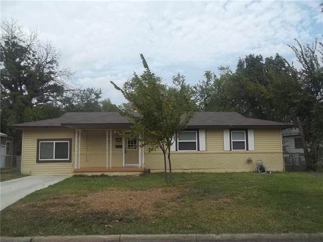 Photo of 5125 Nadine Drive  Haltom City  TX