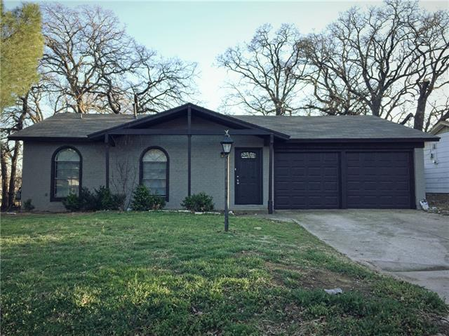 Photo of 4120 Brambleton Place  Forest Hill  TX
