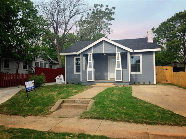 Photo of 527 S Rosemont Avenue  Dallas  TX