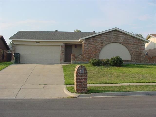 Photo of 6437 Starnes Road  Watauga  TX