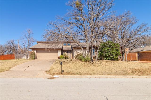 Photo of 7641 Blue Carriage Lane  Fort Worth  TX
