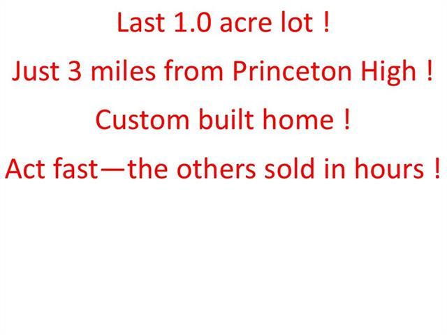 Photo of Lot 3 County Road 1114  Princeton  TX