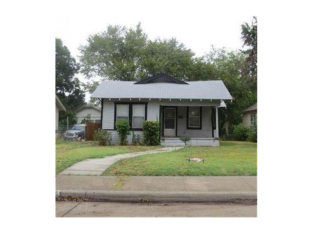 Photo of 1411 Padgitt Avenue  Dallas  TX