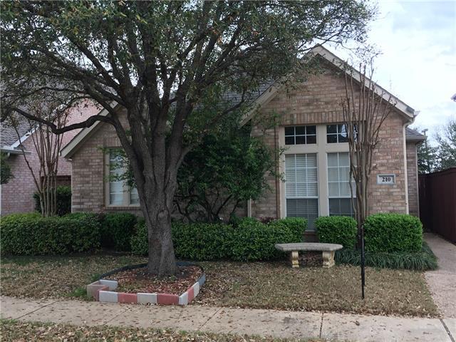 Photo of 210 Heatherwood Drive  Irving  TX