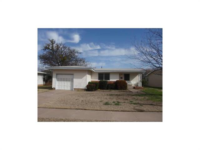 Photo of 3134 21st Street S  Abilene  TX