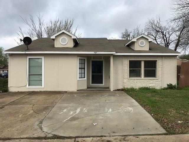 Photo of 9527 Culberson Street  Dallas  TX