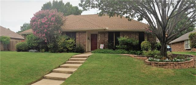 Photo of 311 Aspenway Drive  Coppell  TX
