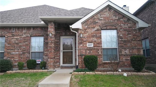 Photo of 2207 Colby Lane  Wylie  TX