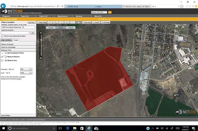 Tbd County Rd 301 Grandview, TX 76050
