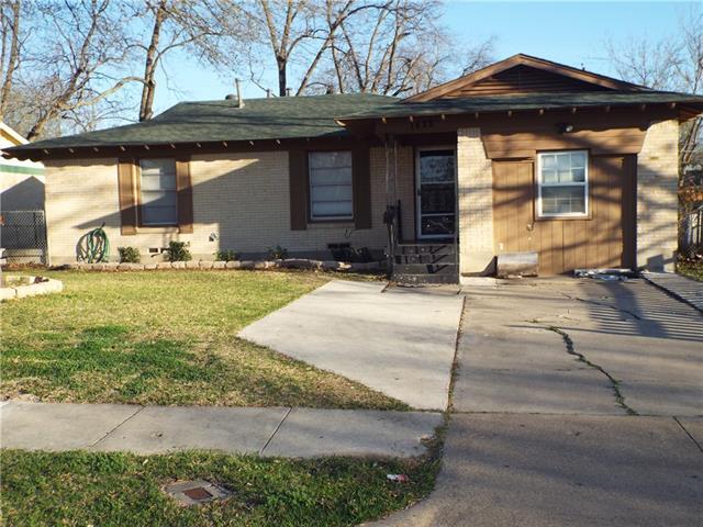 Photo of 1422 Rosemont Street  Mesquite  TX