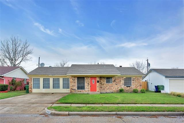 Photo of 4317 Hillsdale Lane  Garland  TX