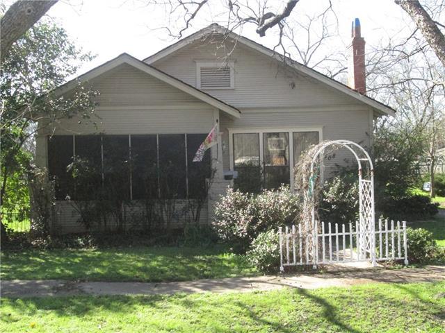 Photo of 408 S Bonner Avenue  Kerens  TX