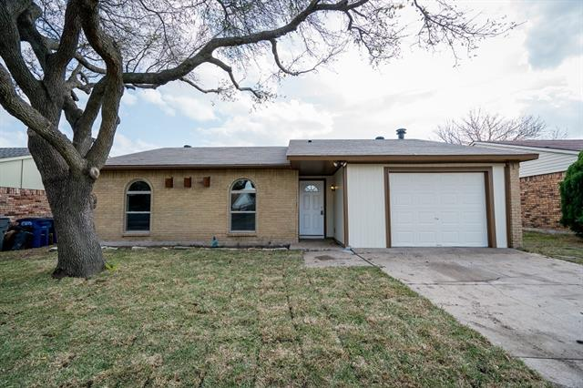Photo of 546 Hightrail Drive  Allen  TX