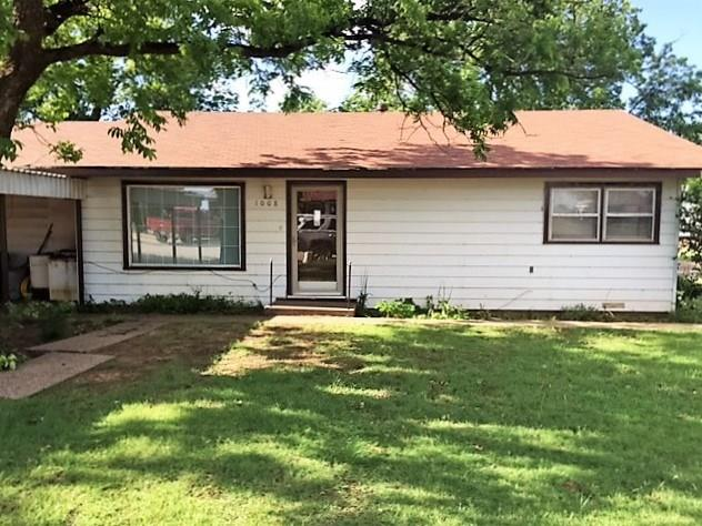 Photo of 1008 5th Street  Knox City  TX