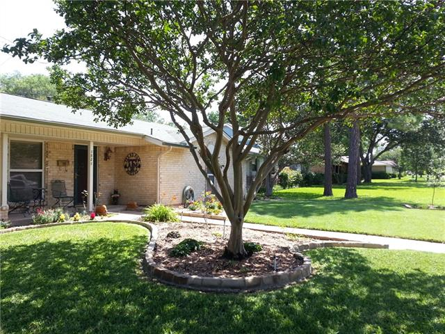 Photo of 1521 Bowie Street  Garland  TX