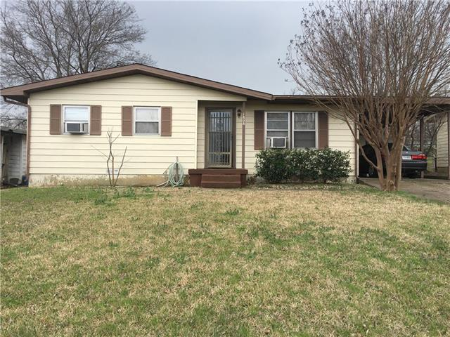 Photo of 1808 Meadowlark Lane  Denison  TX