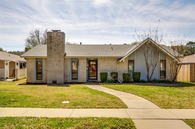 Photo of 1522 Carnation Drive  Lewisville  TX