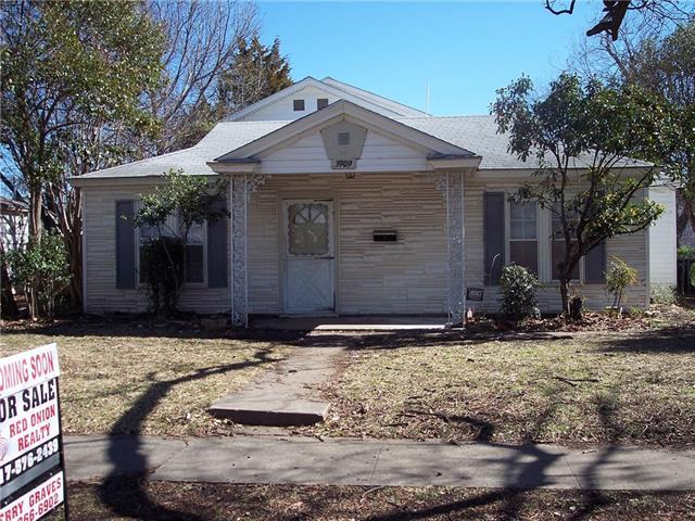 Photo of 3909 Gordon Avenue  Fort Worth  TX