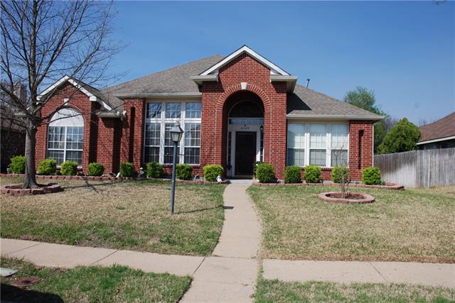 Photo of 8309 Brentwood Street  Rowlett  TX