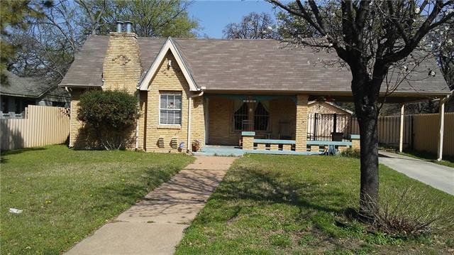 Photo of 2309 Yucca Avenue  Fort Worth  TX