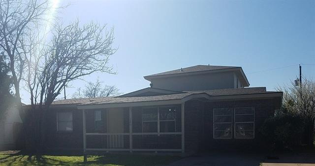 Photo of 426 Northway Drive  Abilene  TX