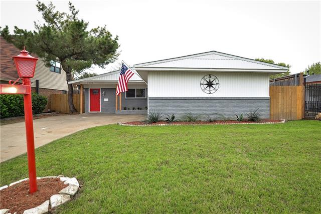 Photo of 4625 Bonnell Avenue  Fort Worth  TX