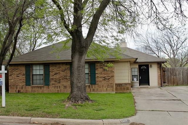 Photo of 4117 Periwinkle Drive  Fort Worth  TX
