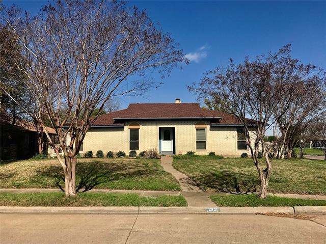 Photo of 2901 Berkshire Drive  Mesquite  TX