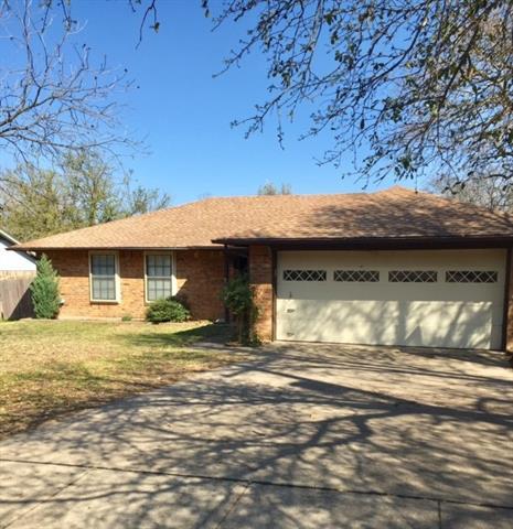 Photo of 920 Rosebud Drive  Azle  TX