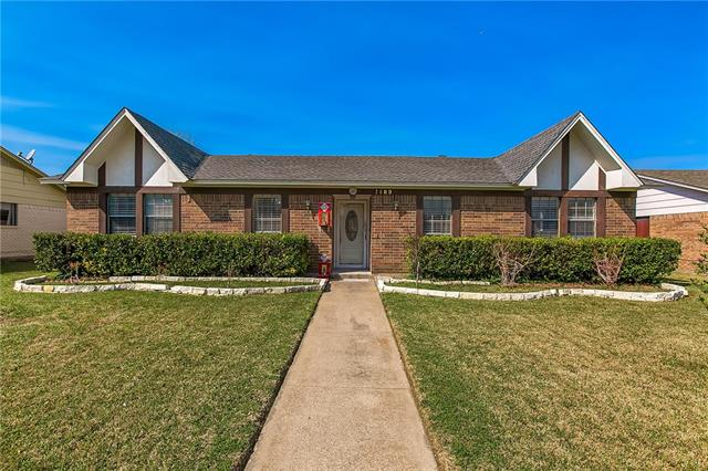 Photo of 1409 Guildford Street  Garland  TX