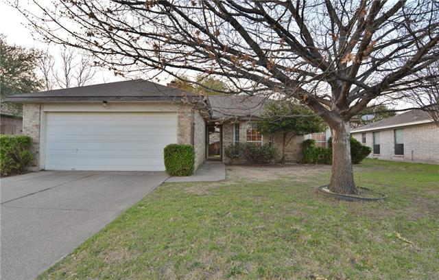 Photo of 3732 Brett Drive  Fort Worth  TX