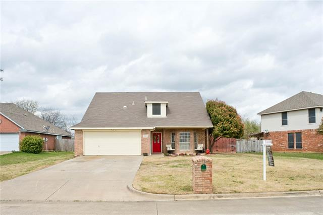Photo of 106 N Blue Bonnet Circle  Justin  TX