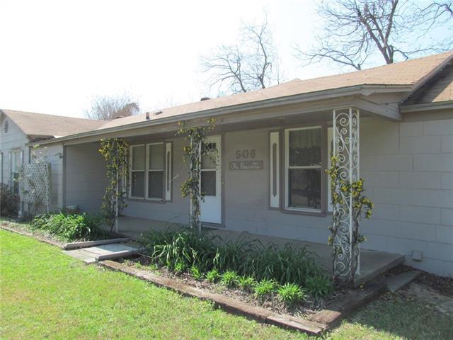 Photo of 506 Live Oak Street  Winnsboro  TX