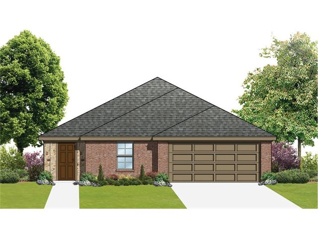 Photo of 2902 Balleywood Drive  Seagoville  TX