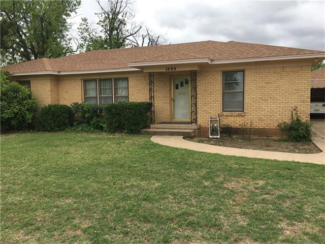 Photo of 1404 E Wells Street  Stamford  TX